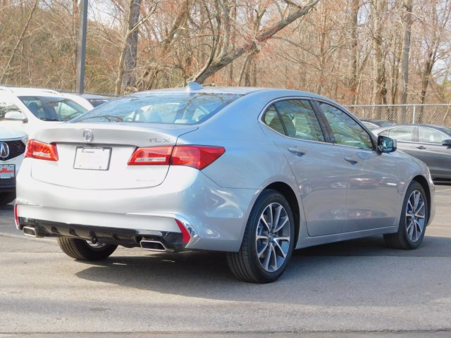 Pre-Owned 2019 Acura TLX 3.5L SH-AWD