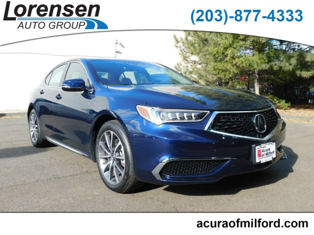 Pre-Owned 2018 Acura TLX V6 w/Technology Pkg