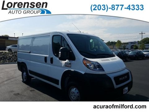 Pre-Owned 2019 Ram ProMaster Cargo Van 1500 Low Roof 136 WB